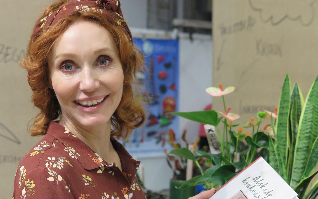 Älskade krukväxter – ny bok av Linda Schilén