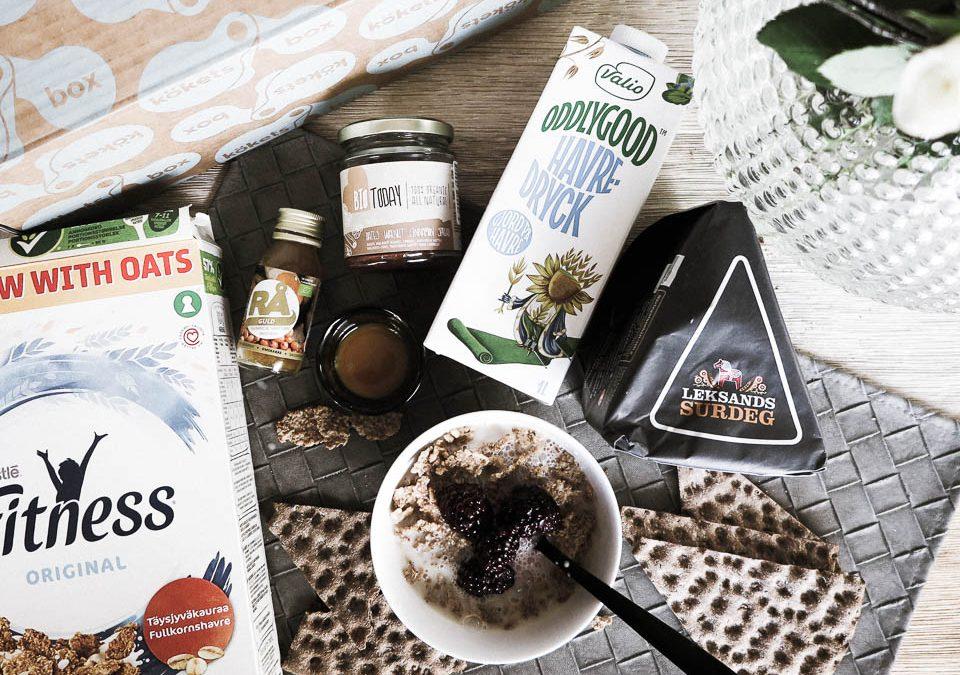 Nystart – tema i Kökets box