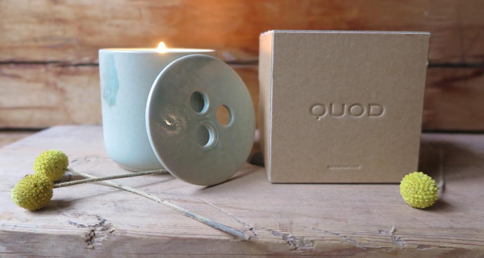QUOD – handgjorda svenska doftljus