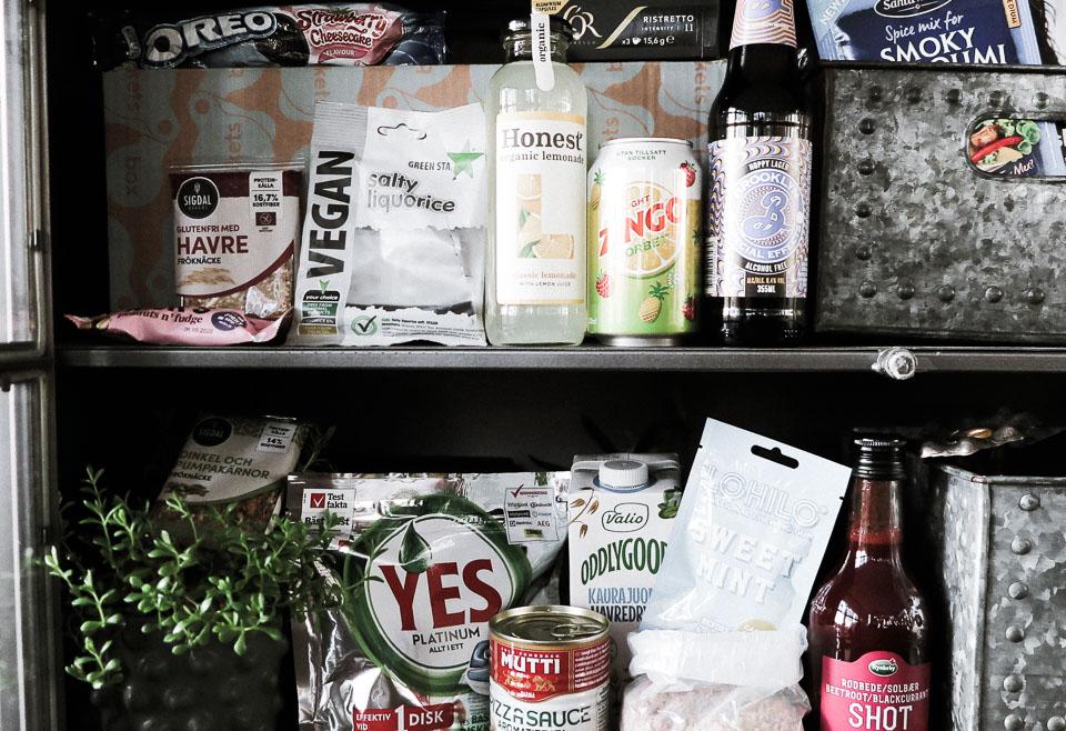 Vardagslyx i Kökets Box