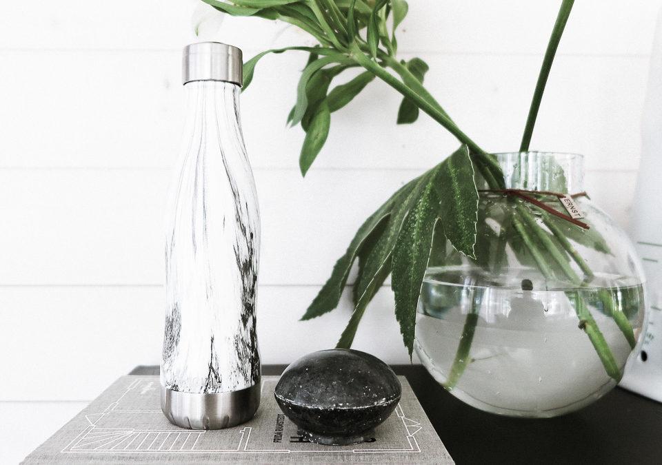 Glacial – snygga vattenflaskor i stål