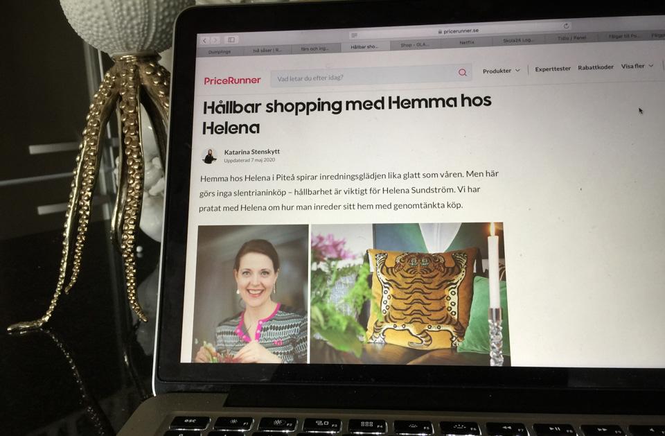 Mina hållbara shoppingtips