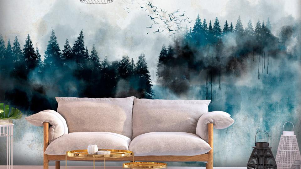 Liva upp väggarna i ditt hem – välj väggmålningar och posters!