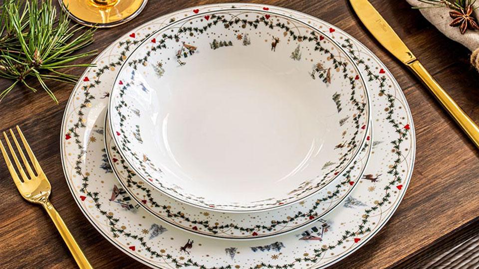 Ny julservis från Fyrklövern – Julminner